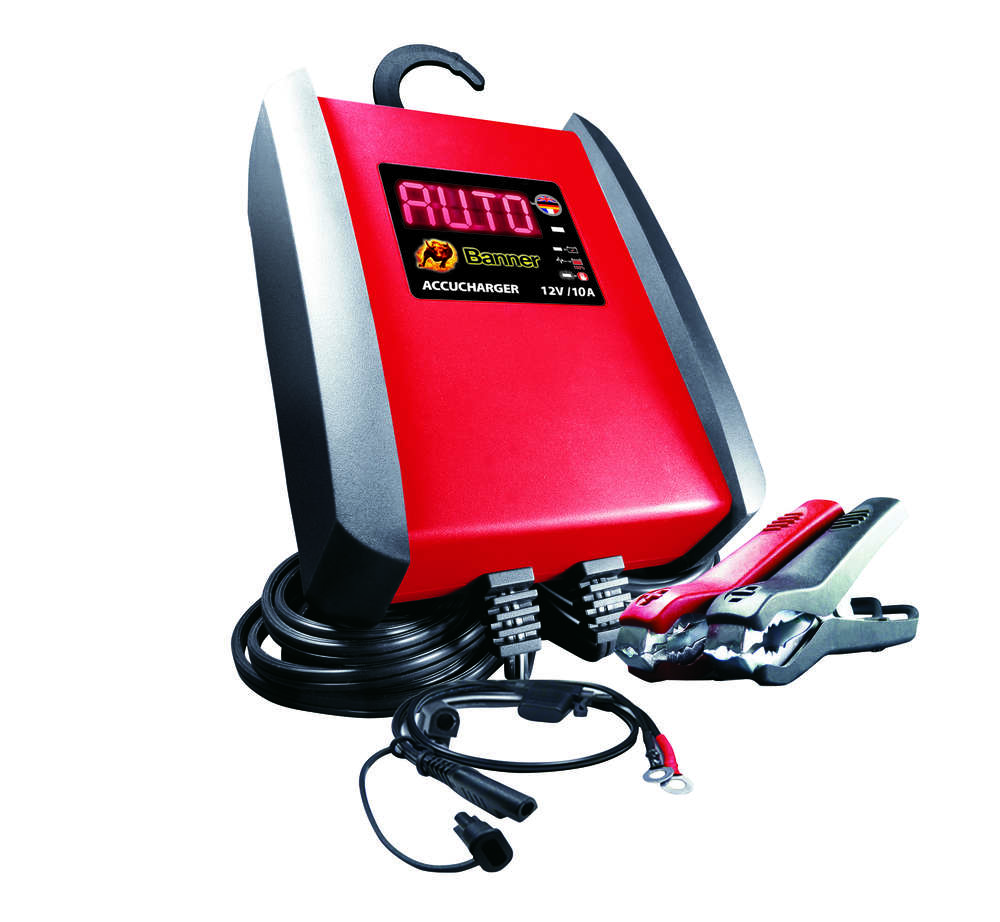 1240000212 Banner Accucharger 12V 10A recovery