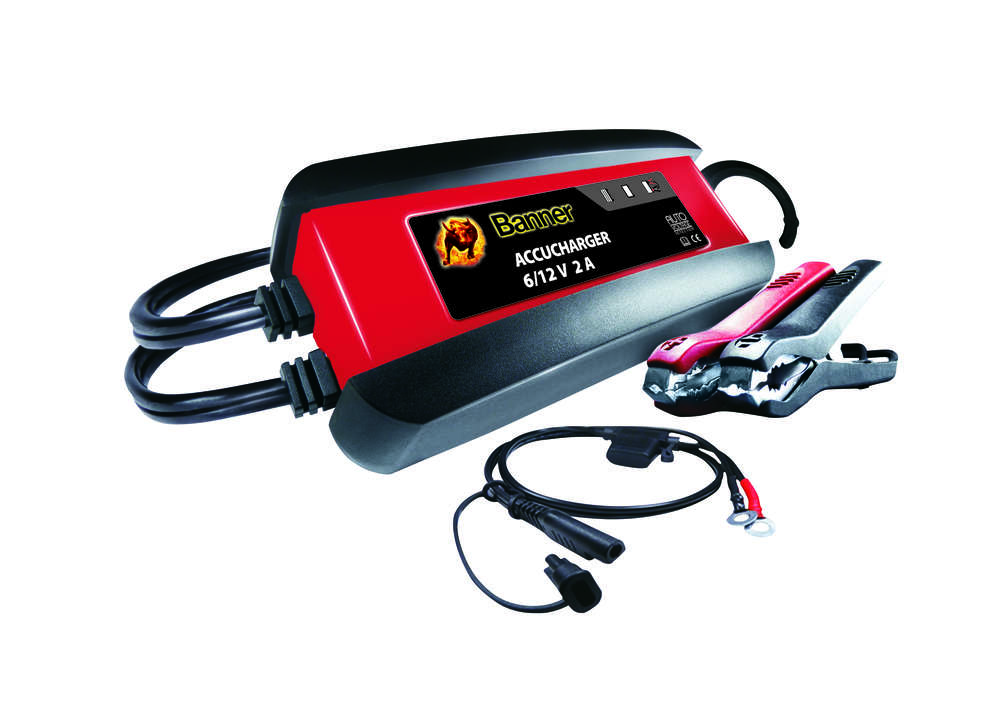 Banner Accucharger 6/12V 2A